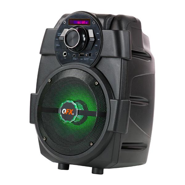 Pbx5 Portable Bluetooth Speaker Detail Page